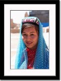 A Pretty Uygur Girl