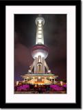 Tower After Dark