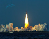 Space Shuttle Launches