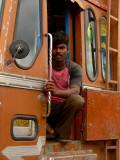 Truck driver in Hospet