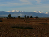 View of Atlas Mountains