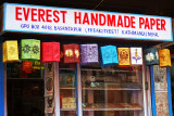 Everest handmade paper
