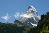 The Beauty of Matterhorn and its Surroundings