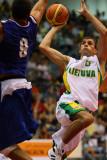 Basketball Final Round Lituenia-Serbia