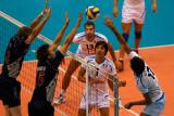 Bangkok 2007 Universade Games: Volleyball Men Bronze Medal: USA-Italy