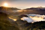 Xiao-Ge-Tou at Sunrise