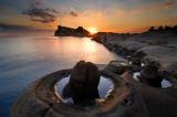 Candlestick Rock at Sunrise