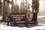 Yellowstone 2004 & Roadtrip...