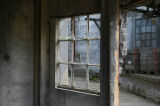 The abandoned casting foundry