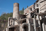 The ancient cement factory