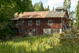The old flour mill