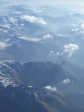 Flying Over Italy