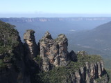 The Blue Mountains: Three Sisters