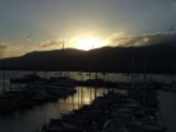 Sunrise Over Trinity Bay Marina (Cairns)