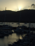 Last Sunrise over Trinity Bay Marina (Cairns)