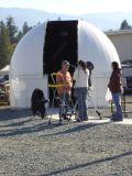 Myself displaying a Coronado Solar Scope