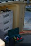 Large 4 drawer storage