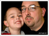Ian and Daddy4.13.07