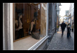 Stokstraat, windowdressing