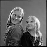 Merel and Marieke