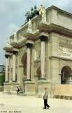 France: Paris Arch
