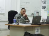 Major Chris Richards (Office Mate)