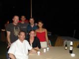 Officers' Table at the Kempinski BBQ