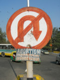 Abortion:  No U-Turn