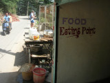 Food Eating Point