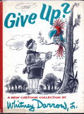 Give Up?  (1966) (inscribed copies with original drawings)