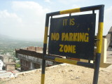 It Is No Parking Zone