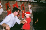 Christmas c. 1964, Spring Valley, NY