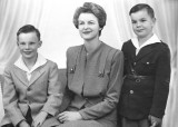 Brother Richard, Mother Elizabeth, and Tim