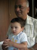 Rahil and Nanu