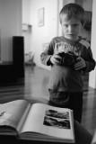 Dad, Cameras and Kids (May-ish 2007)