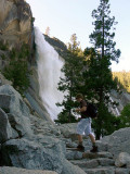 To Nevada Fall