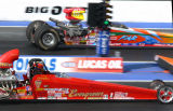 Supercomp dragsters