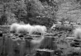 Merced River infrared