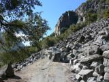 Clear trail ahead