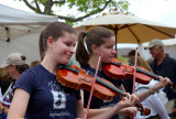 Young fiddlers