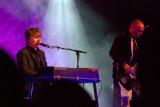 Neil Finn and Nick Seymour