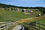 Bosača village