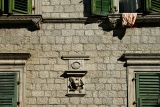 Death's head, Kotor Old Town