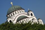 Temple of St Sava