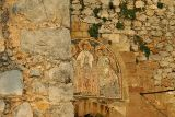 Entrance to Manasija Monastery