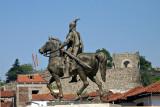 Skenderbey Monument