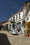 Curving street, Čaršija