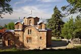 Sv Pantelejmon Monastery