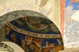 Frescoes at Sv Joakim Osogovski Monastery