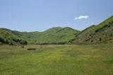 Valley in Galičica